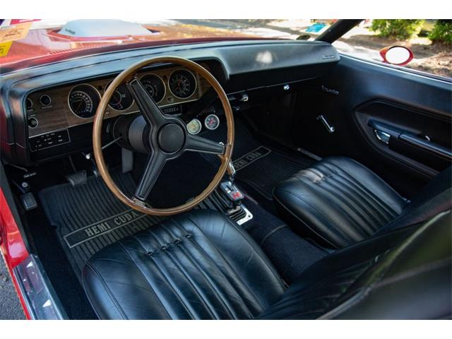 1970 Plymouth Cuda (CC-1292742) for sale in Raleigh, North Carolina
