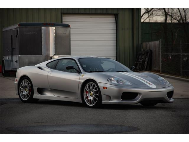 2004 Ferrari 360 (CC-1292746) for sale in Raleigh, North Carolina