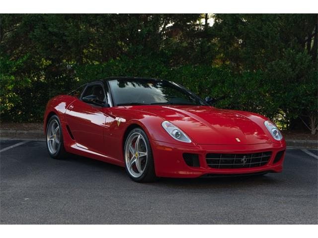 2011 Ferrari 599 (CC-1292747) for sale in Raleigh, North Carolina