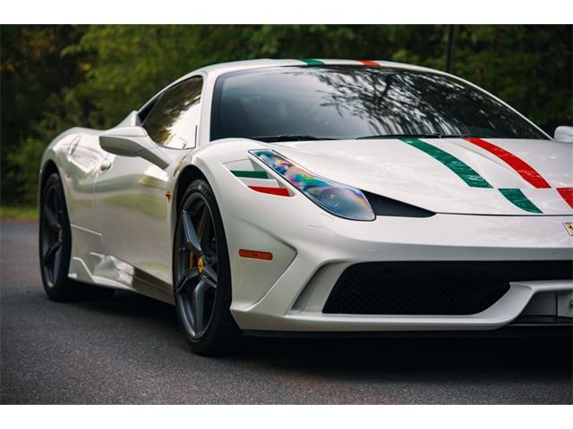 2015 Ferrari 458 (CC-1292754) for sale in Raleigh, North Carolina
