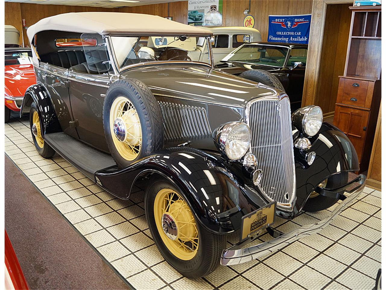 1933 Ford Model 40 (CC-1292780) for sale in Canton, Ohio
