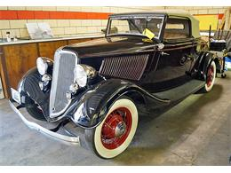 1933 Ford Model 40 (CC-1292782) for sale in Canton, Ohio
