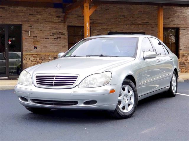 2001 Mercedes-Benz S430 (CC-1292819) for sale in Oakwood, Georgia