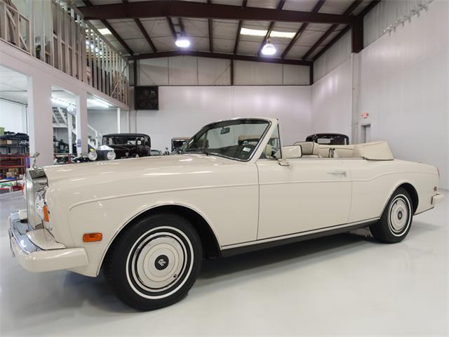 1987 Rolls-Royce Corniche II (CC-1292828) for sale in Saint Louis, Missouri
