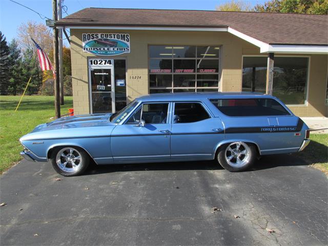 1969 Chevrolet Chevelle (CC-1292831) for sale in Goodrich, Michigan