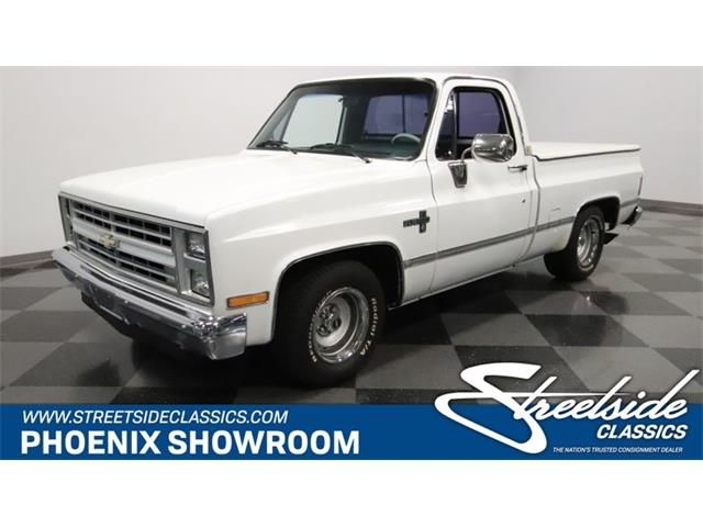 1987 Chevrolet Silverado (CC-1292878) for sale in Mesa, Arizona