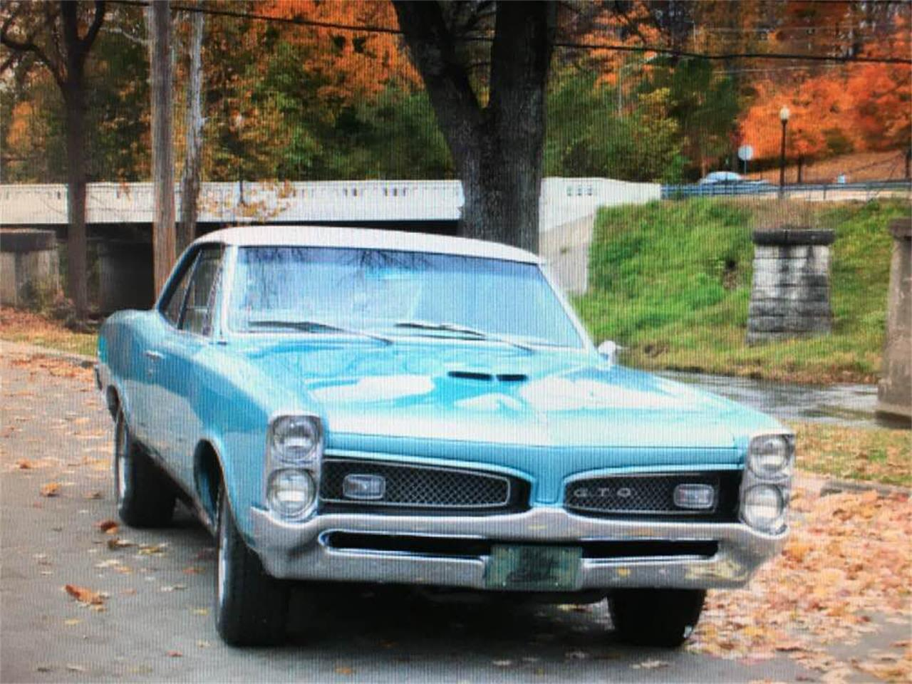 1967 Pontiac GTO (CC-1292955) for sale in West Pittston, Pennsylvania