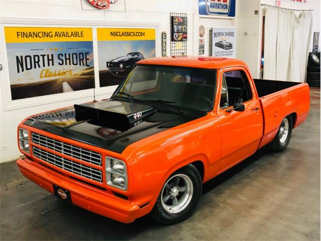 1980 Dodge Pickup (CC-1292969) for sale in Mundelein, Illinois