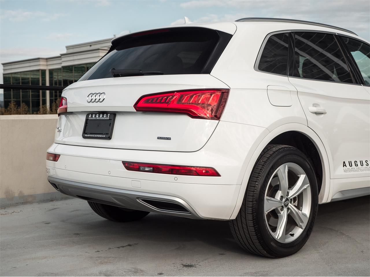 2019 Audi Q5 (CC-1292997) for sale in Kelowna, British Columbia