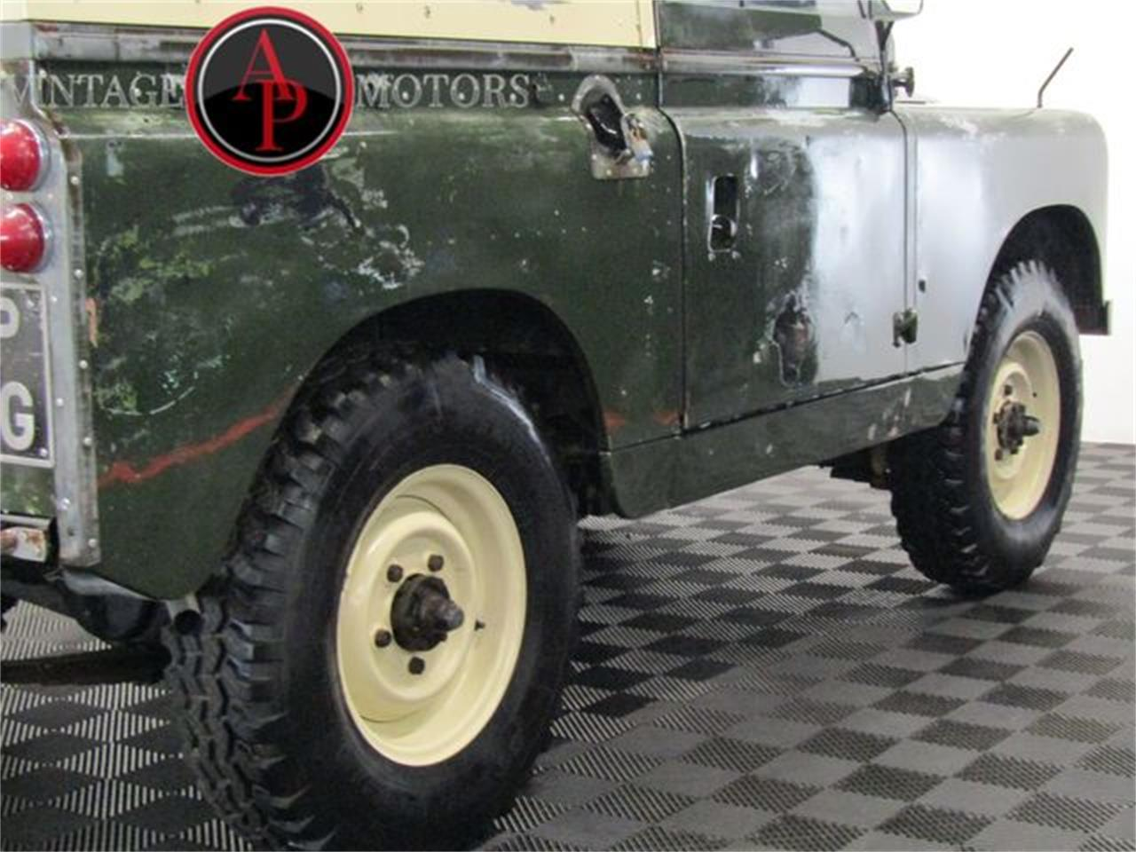 1967 Land Rover Series IIA (CC-1293000) for sale in Statesville, North Carolina