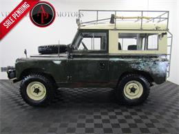 1967 Land Rover Series IIA (CC-1293000) for sale in Statesville, North Carolina