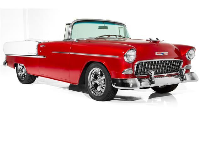 1955 Chevrolet Bel Air (CC-1293011) for sale in Des Moines, Iowa