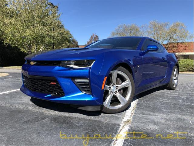 2017 Chevrolet Camaro (CC-1293021) for sale in Atlanta, Georgia