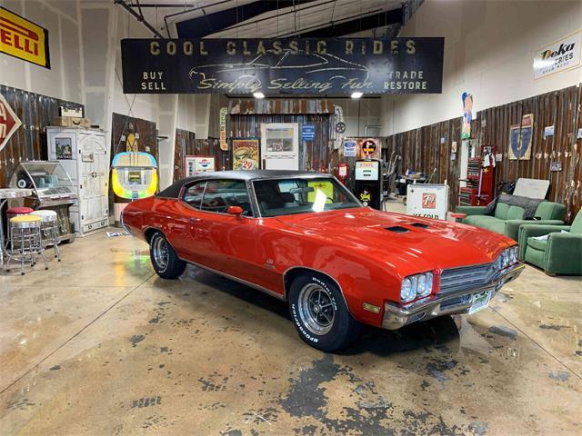 1971 Buick Gran Sport