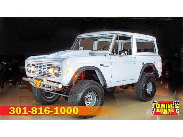 1973 Ford Bronco (CC-1293049) for sale in Rockville, Maryland