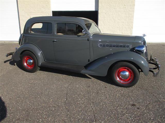 1935 Plymouth PJ Deluxe (CC-1293050) for sale in Ham Lake, Minnesota
