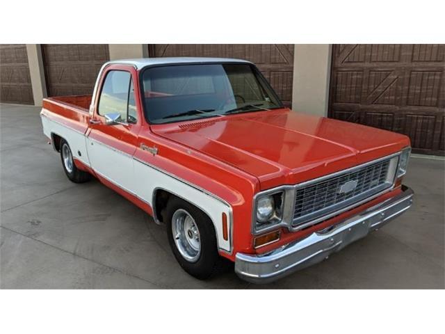1974 Chevrolet C10 (CC-1293054) for sale in Cadillac, Michigan