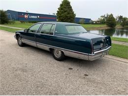 1996 Cadillac Fleetwood (CC-1293056) for sale in Cadillac, Michigan