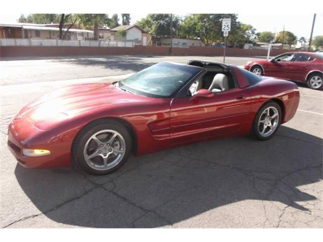 2004 Chevrolet Corvette (CC-1293058) for sale in Cadillac, Michigan