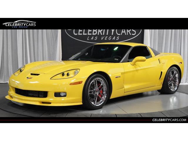 2007 Chevrolet Corvette (CC-1293077) for sale in Las Vegas, Nevada
