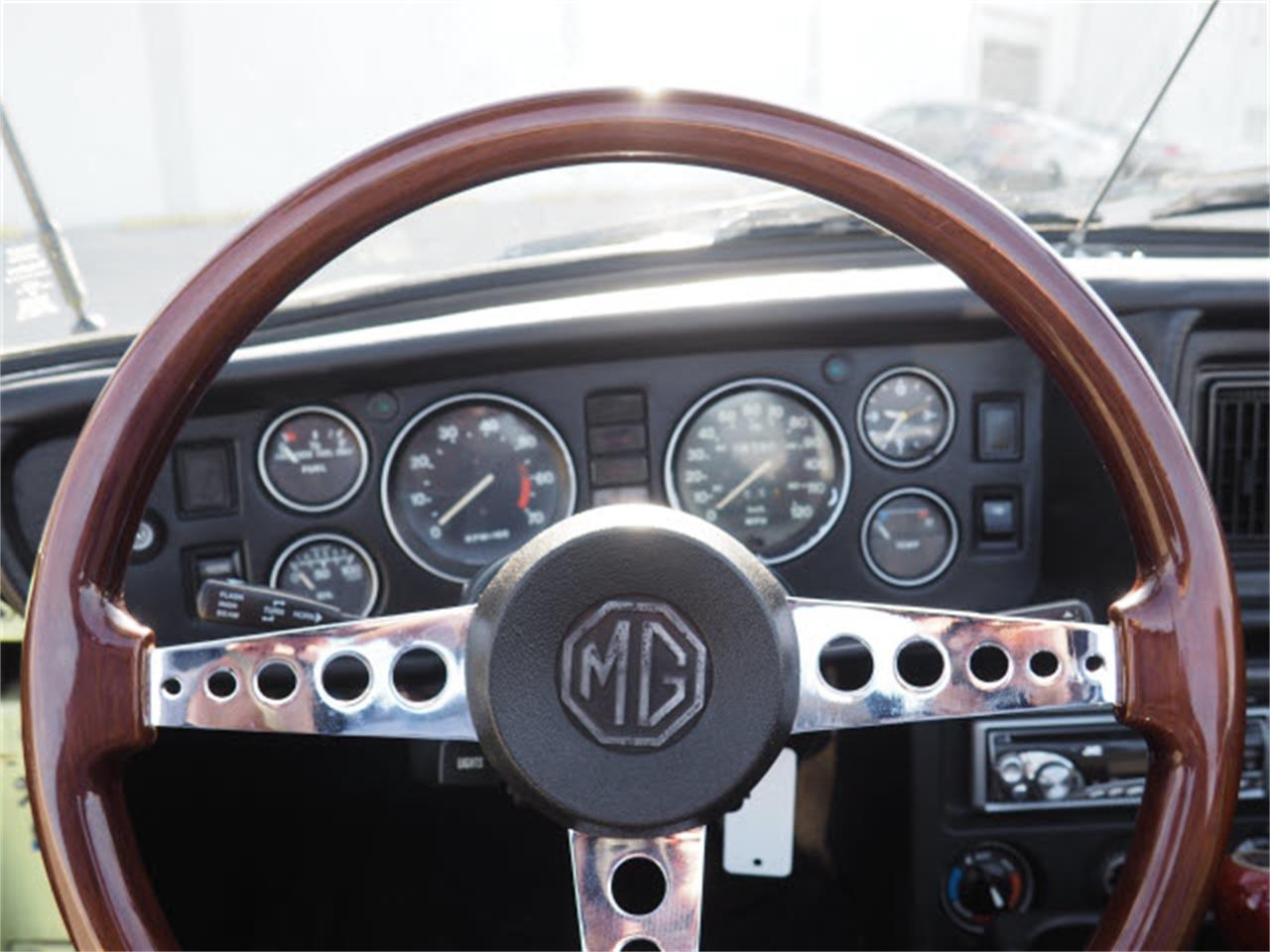 1977 MG MGB (CC-1293079) for sale in Downers Grove, Illinois