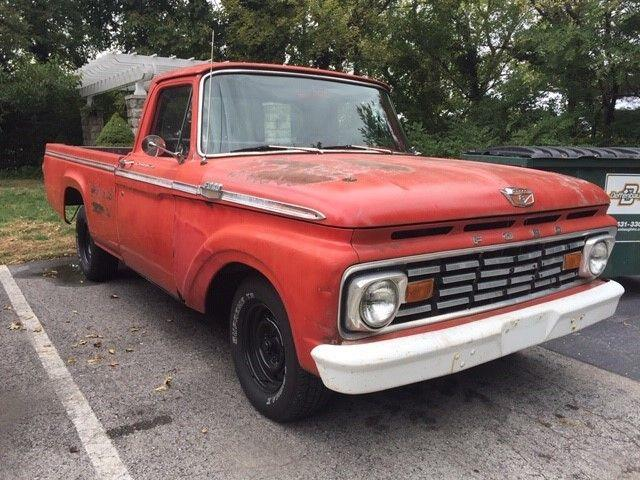 1963 Ford F150 (CC-1293082) for sale in Cadillac, Michigan