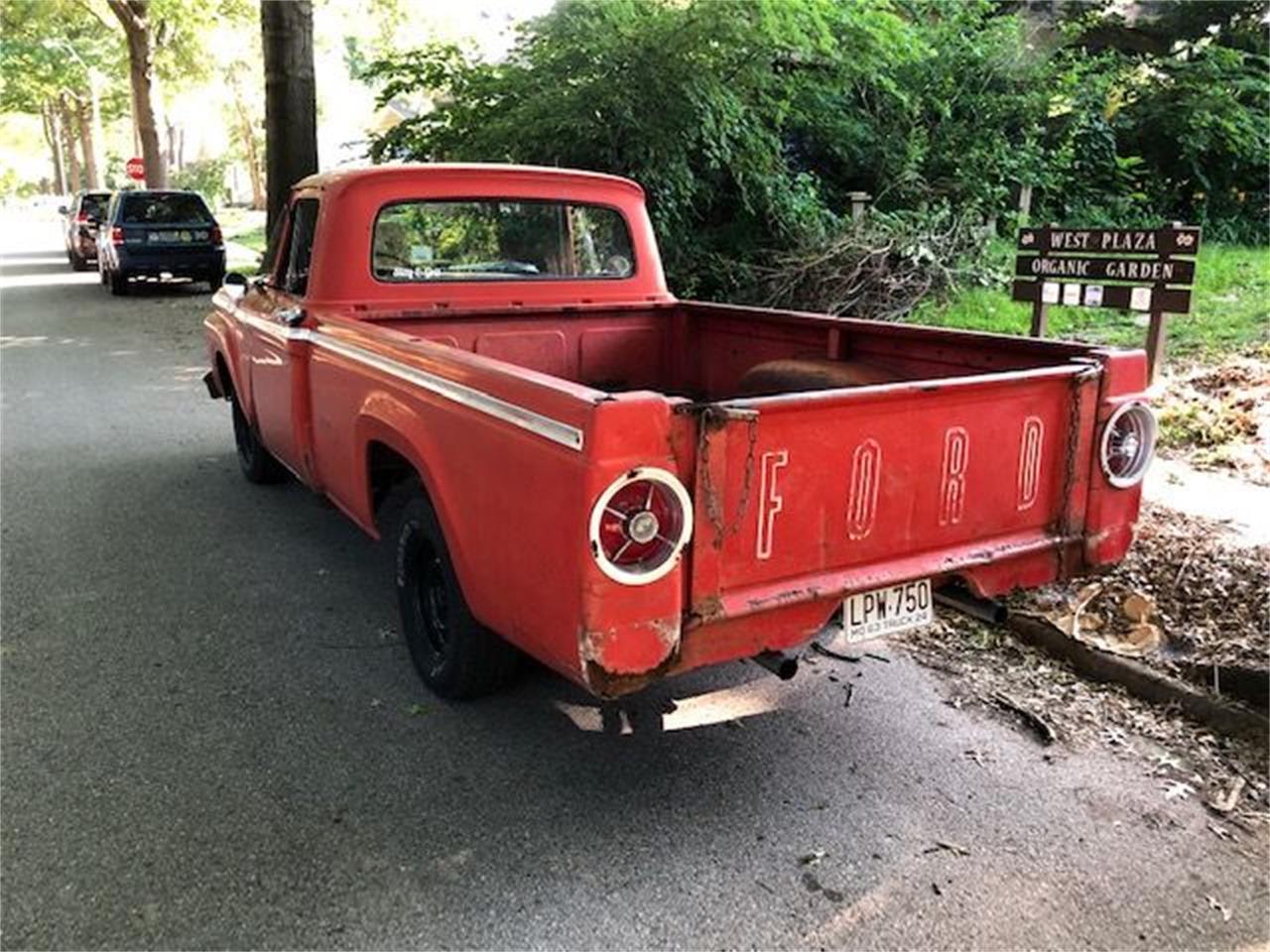 1963 Ford F150 (CC-1293082) for sale in Cadillac, Michigan