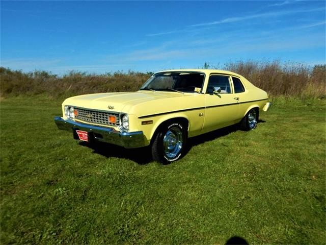 1974 Chevrolet Nova (CC-1293089) for sale in Clarence, Iowa