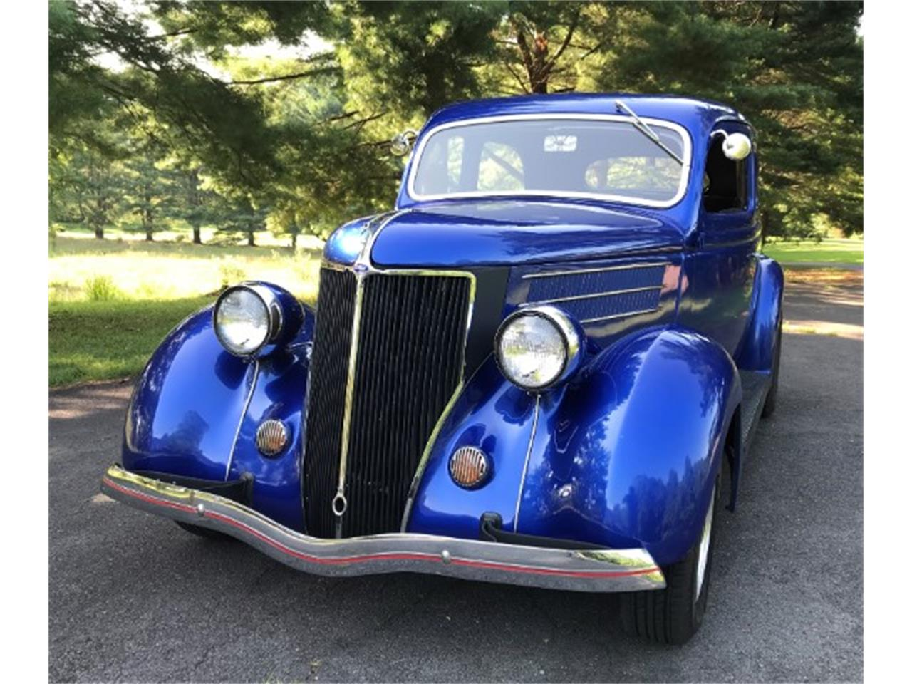 1936 Ford Humpback (CC-1293104) for sale in Harpers Ferry, West Virginia