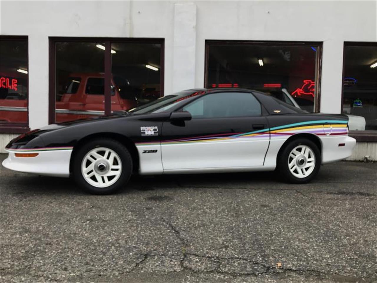 1993 Chevrolet Camaro SS (CC-1293117) for sale in Tocoma, Washington
