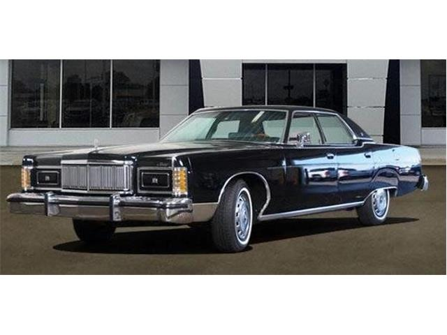 1978 Mercury Grand Marquis (CC-1293118) for sale in Maple Lake, Minnesota