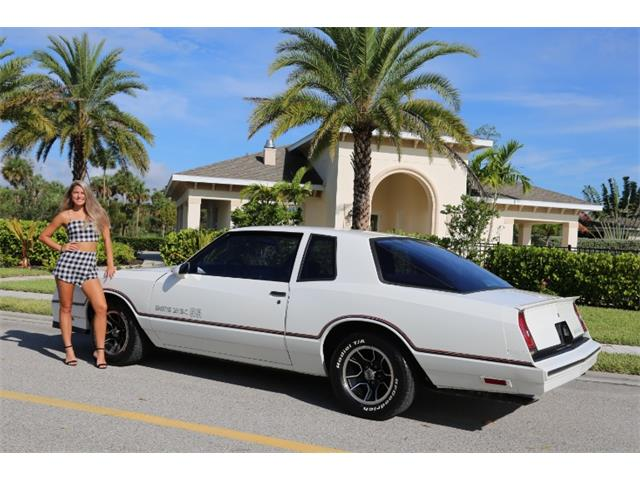 1986 Chevrolet Monte Carlo (CC-1293120) for sale in Fort Myers, Florida
