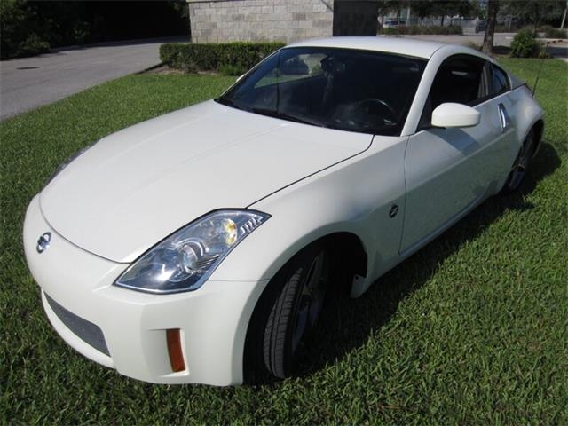 2006 Nissan 350Z (CC-1293128) for sale in Delray Beach, Florida
