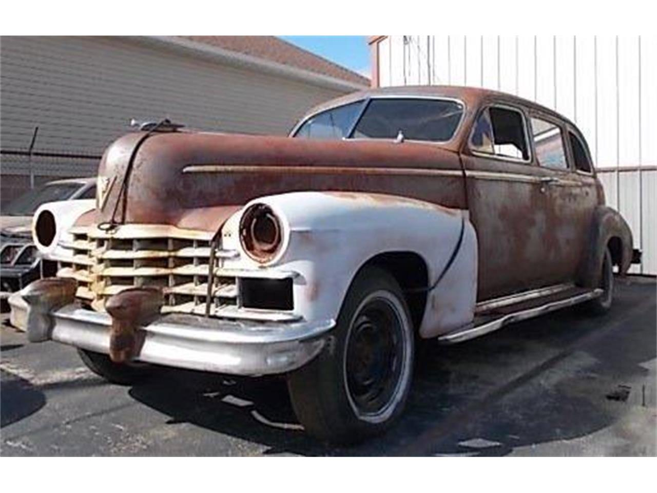 1947 Cadillac Series 62 (CC-1293133) for sale in Riverside, New Jersey