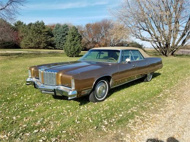 1978 Chrysler New Yorker (CC-1293136) for sale in New Ulm, Minnesota