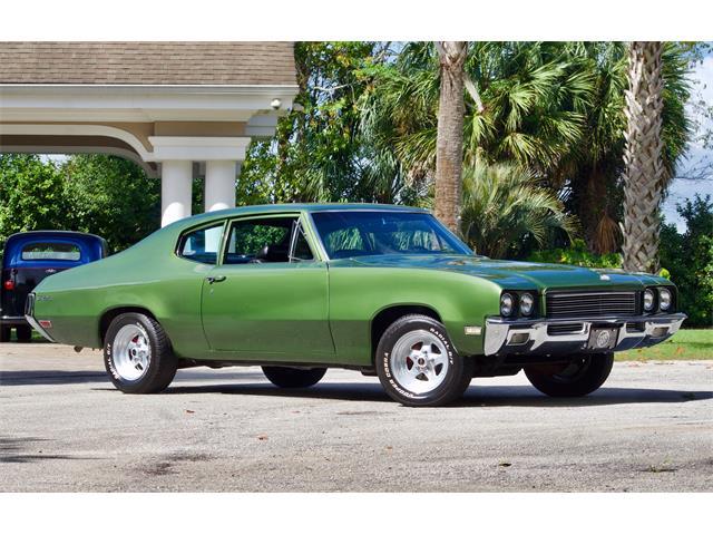 1972 Buick Skylark (CC-1293146) for sale in Eustis, Florida