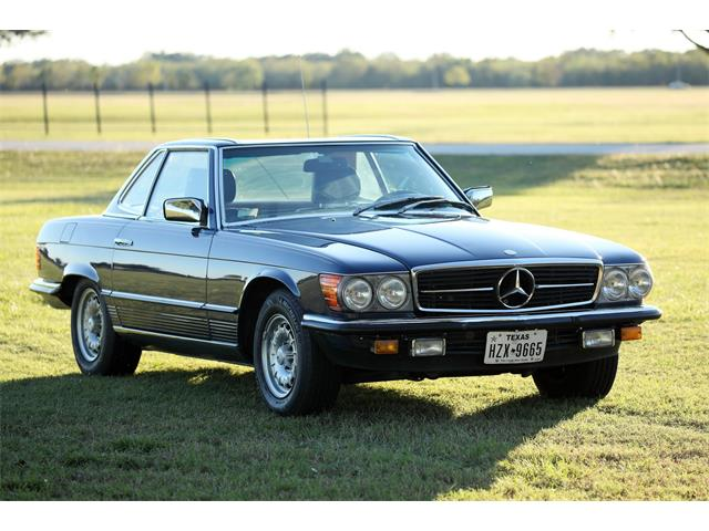 1983 Mercedes-Benz 380SL (CC-1293157) for sale in KATY, Texas