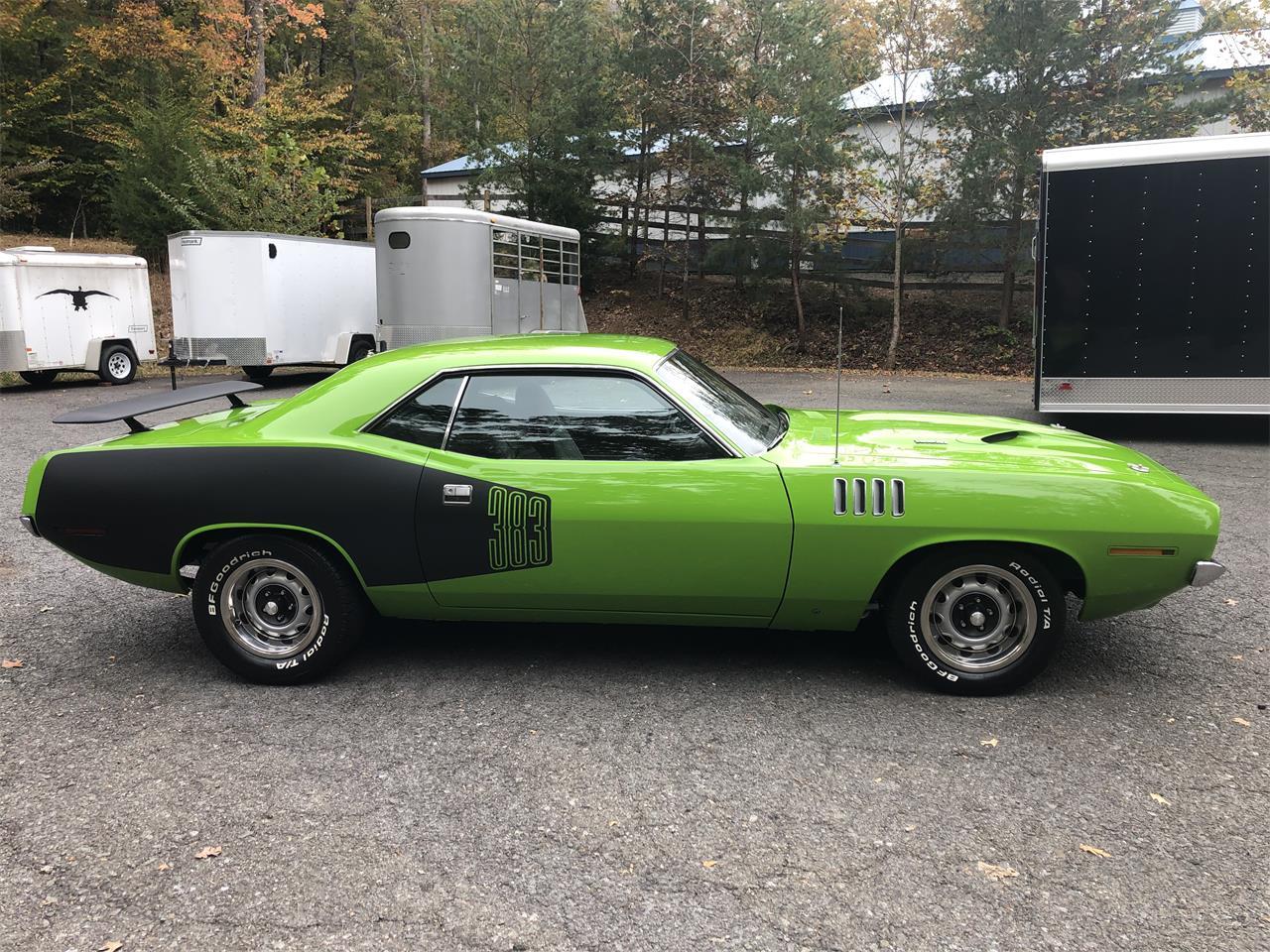 1971 Plymouth Barracuda (CC-1293158) for sale in Manassas, Virginia