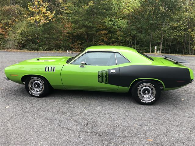 1971 Plymouth Barracuda (CC-1293158) for sale in Manassas, Virginia