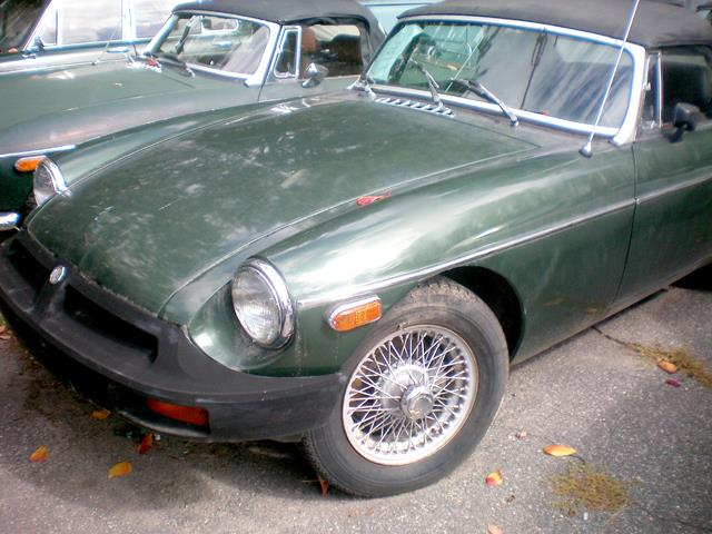 1979 MG MGB (CC-1293164) for sale in Rye, New Hampshire