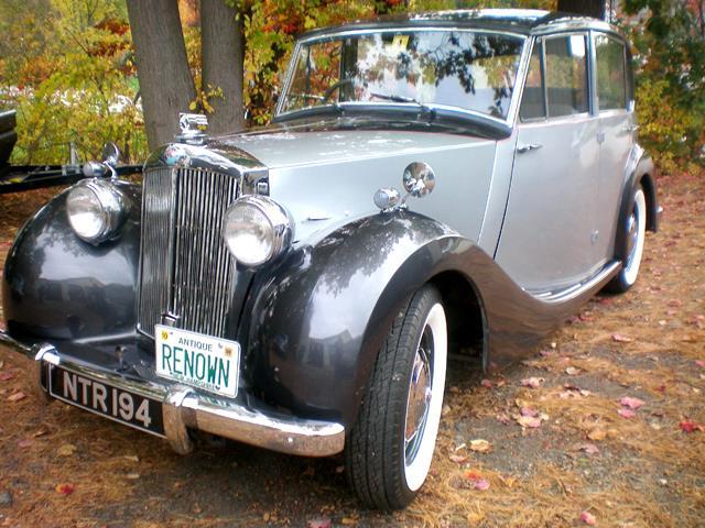 1954 Triumph Renown (CC-1293171) for sale in Rye, New Hampshire