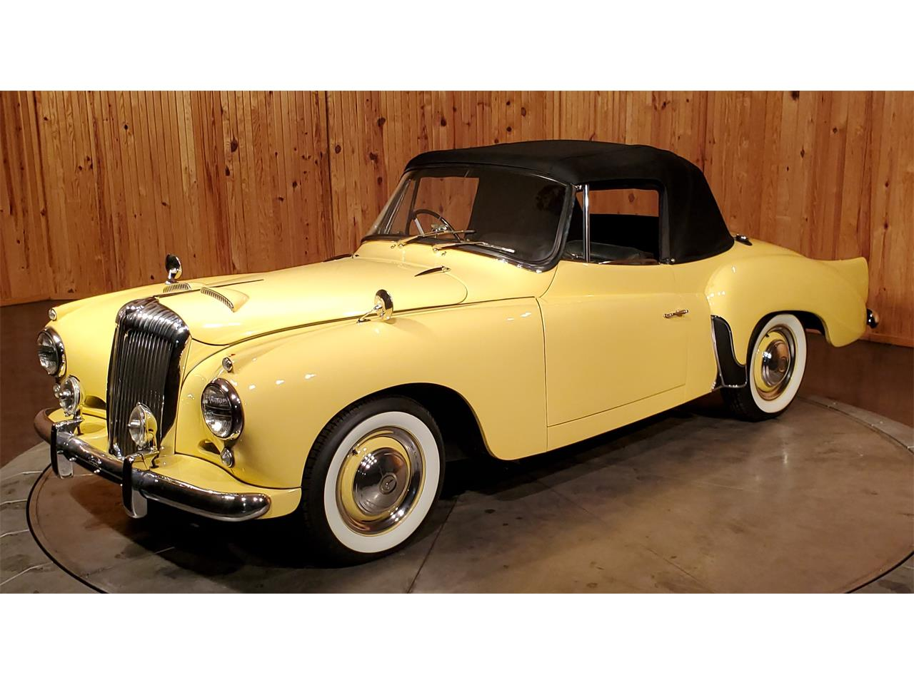 1957 Daimler Conquest Century New Drophead Coupe (CC-1293174) for sale in Lebanon, Missouri