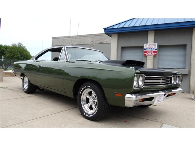 1969 Plymouth Road Runner (CC-1293178) for sale in Davenport, Iowa