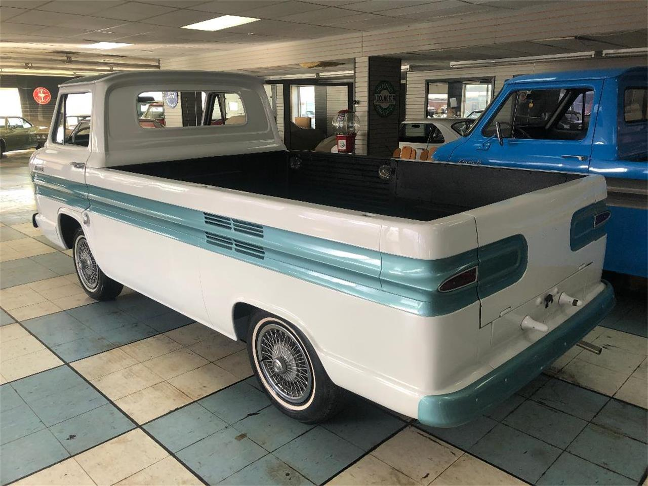 1961 Chevrolet Corvair (CC-1293182) for sale in Hastings, Nebraska