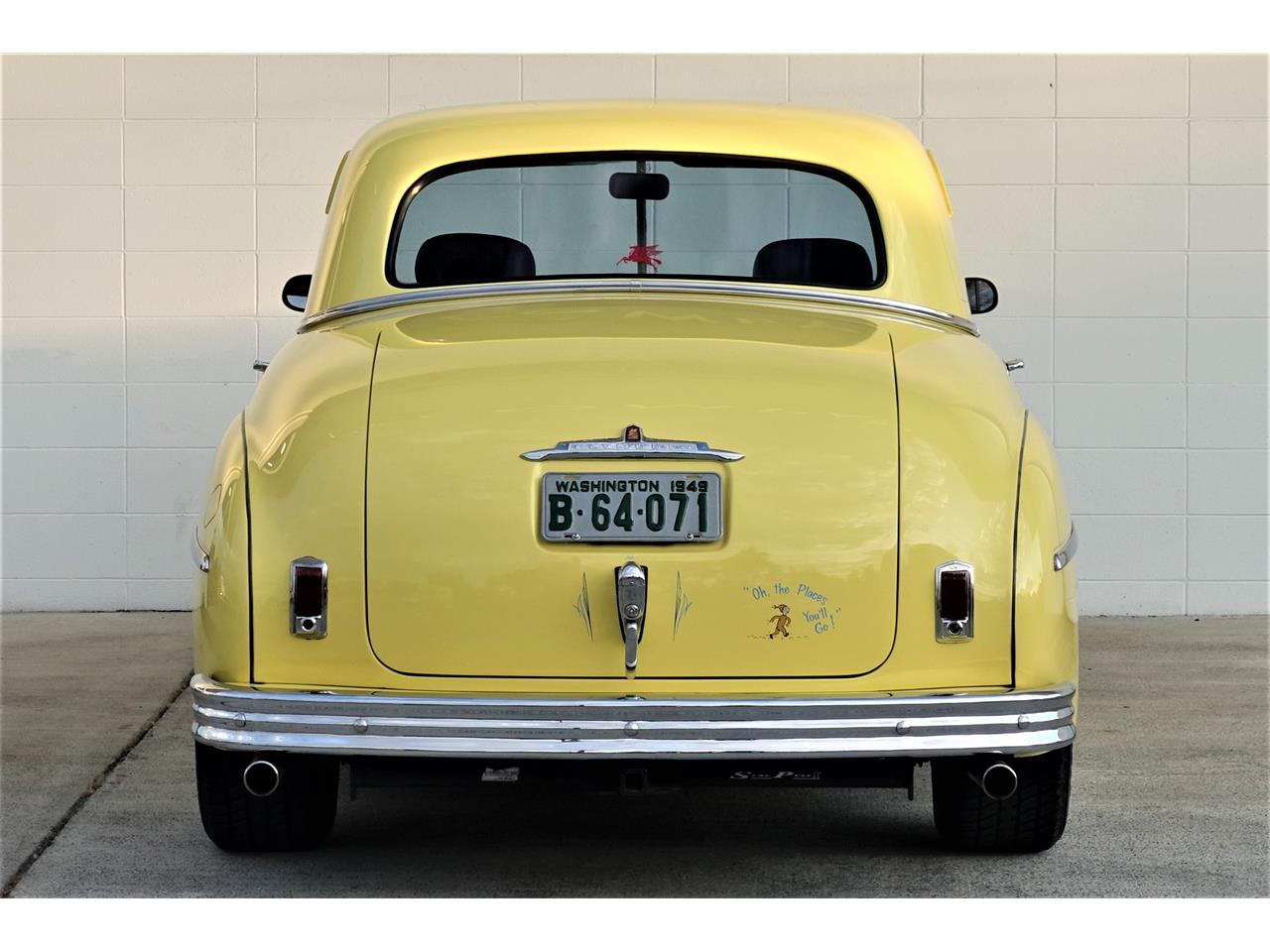 1949 Plymouth Business Coupe (CC-1293186) for sale in Oak Harbor, Washington
