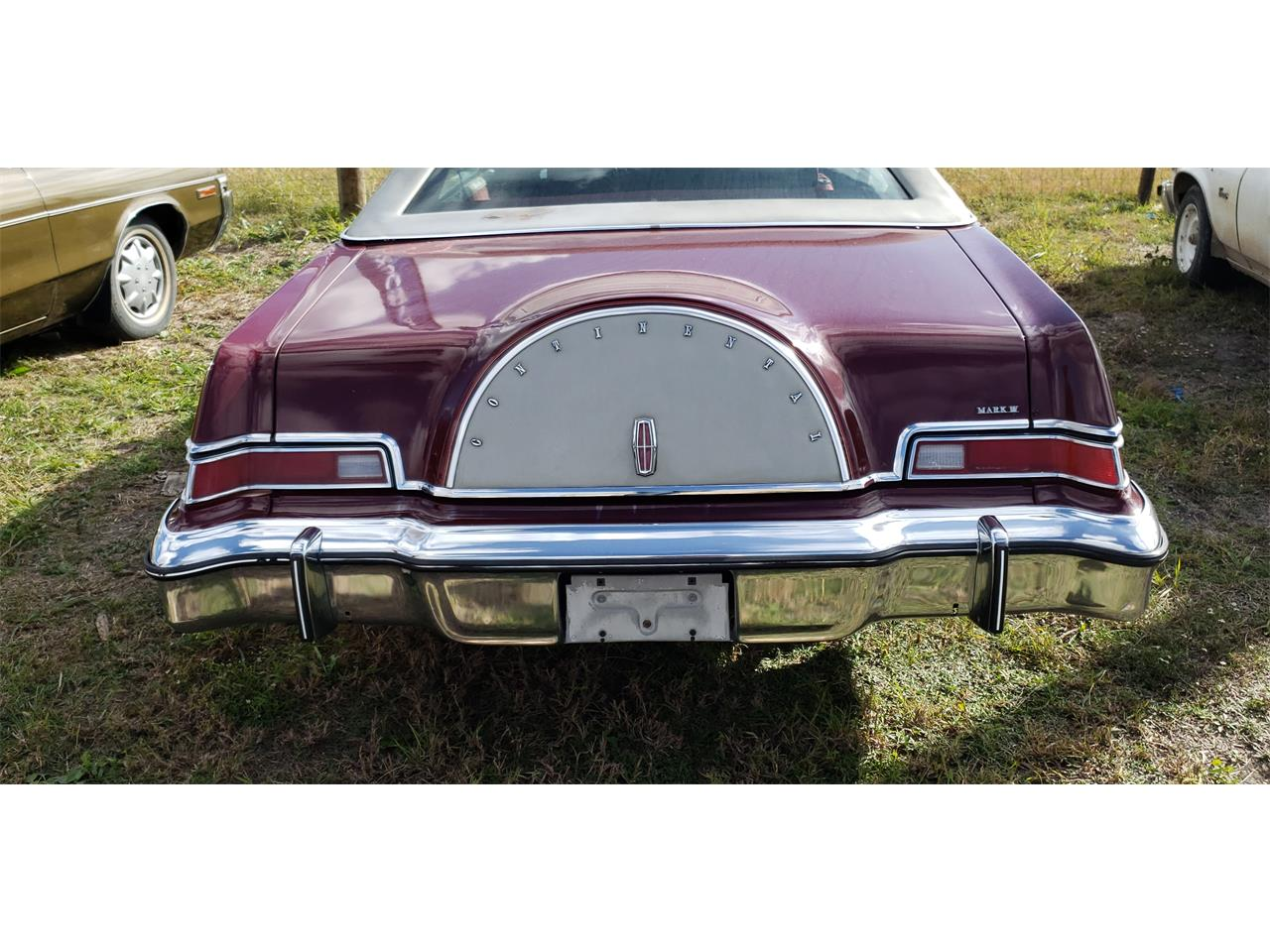 1976 Lincoln Continental Mark IV (CC-1293188) for sale in Brenham, Texas