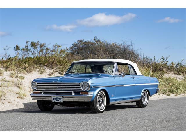 1963 Chevrolet Nova II SS (CC-1293191) for sale in Stratford, Connecticut
