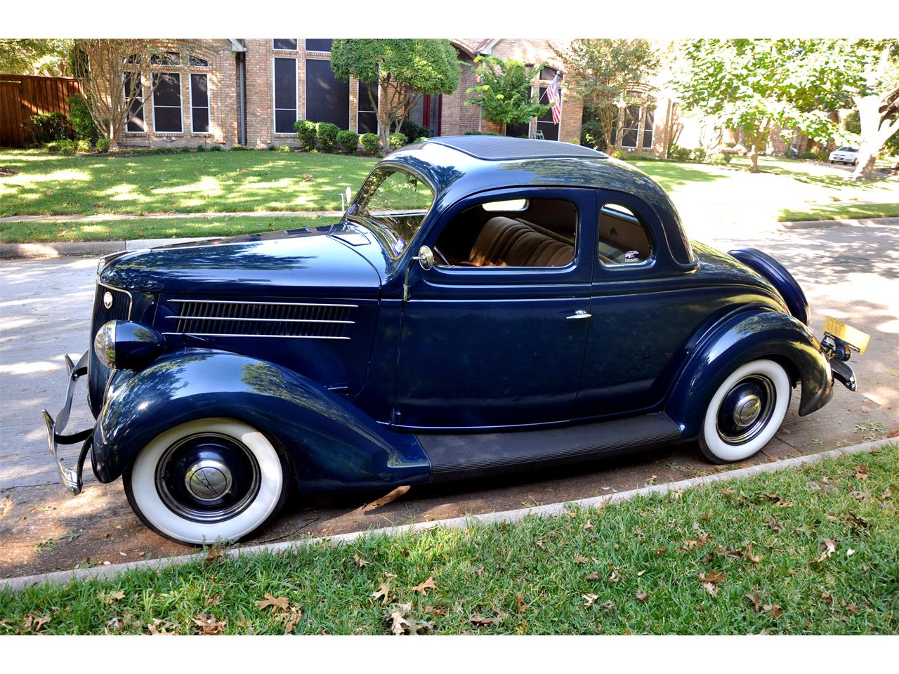 1936 Ford 5-Window Coupe (CC-1293209) for sale in Plano, Texas