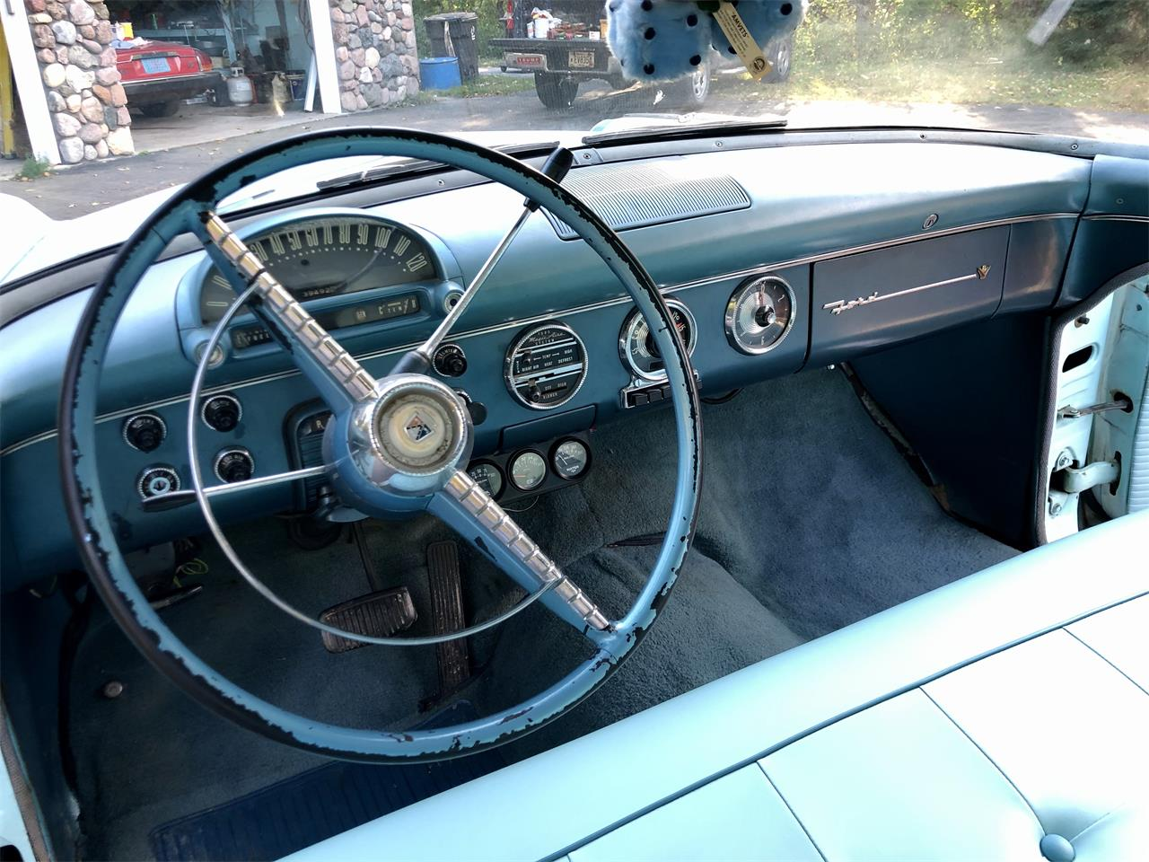 1955 Ford Victoria (CC-1293219) for sale in Mosinee, Wisconsin
