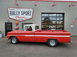 1962 Chevrolet Pickup (CC-1293221) for sale in Canton, Ohio
